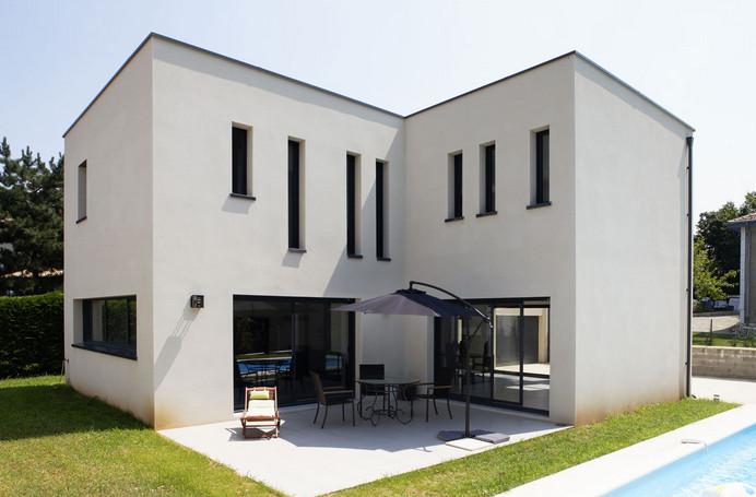 Achat terrain rhone constructeur de maison 69 for Constructeur maison contemporaine 69