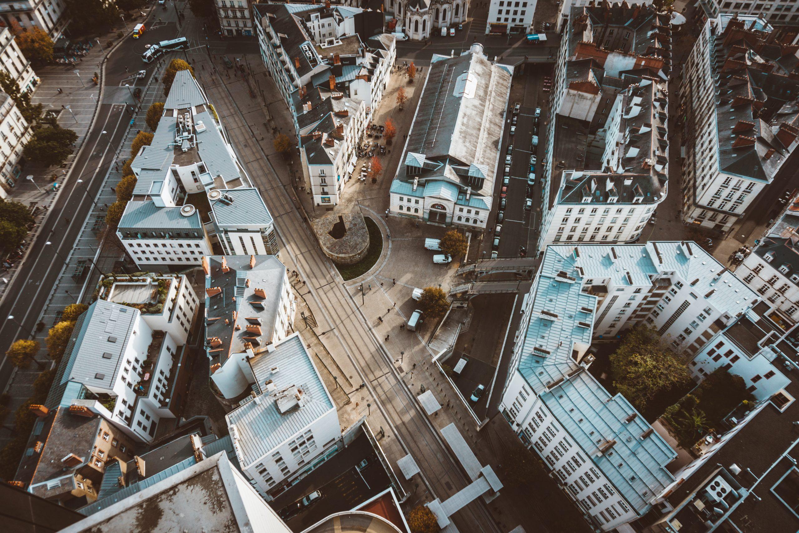 Nantes marché locatif